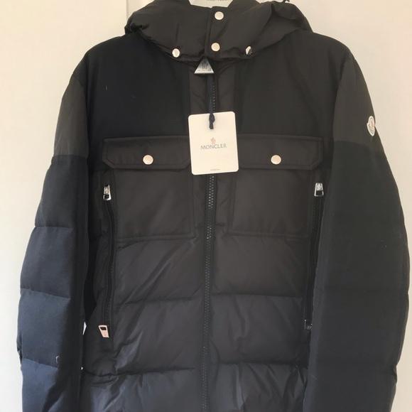 b017d6271909 Moncler Gamme Bleu Jackets   Coats